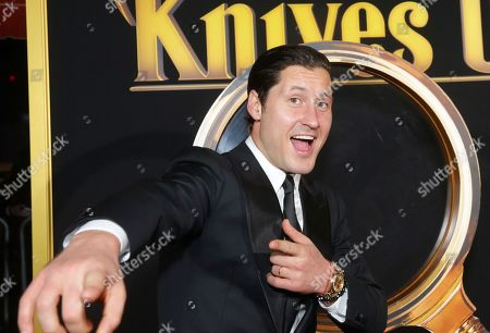 Stock Picture of Valentin Chmerkovskiy