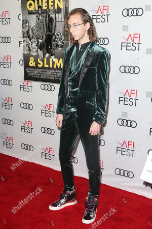 Editorial image of Arrivals - Queen & Slim red carpet premiere, Los Angeles, USA - 14 Nov 2019