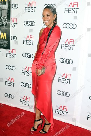 Mara Brock Akil arrives at the AFI Fest red carpet for the premiere of the movie 'Queen & Slim' at the TCL Chinese Theatre in Hollywood, Los Angeles, California, USA, 14 November 2019. The movie will be released in theaters on 27 November.