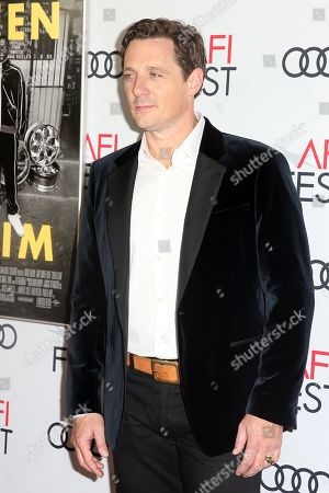 Sturgill Simpson arrives at the AFI Fest red carpet for the premiere of the movie 'Queen & Slim' at the TCL Chinese Theatre in Hollywood, Los Angeles, California, USA, 14 November 2019. The movie will be released in theaters on 27 November.