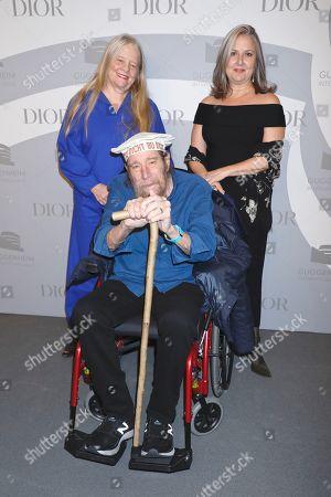 Alice Weiner, Lawrence Weiner, Lena Stringari