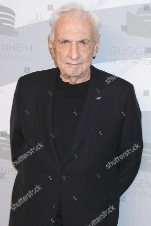Editorial photo of Guggenheim International Gala, Arrivals, New York, USA - 14 Nov 2019