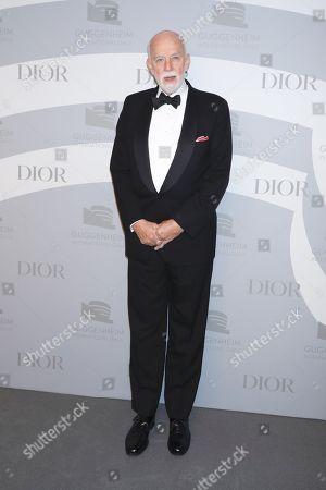 Editorial image of Guggenheim International Gala, Arrivals, New York, USA - 14 Nov 2019