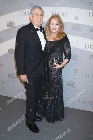 Robert Baker and Christina Baker