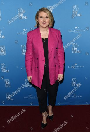 Jillian Bell attends the Celebrity Tributes during the Napa Valley Film Festival held at the Lincoln Theater, Yountville, CA @NapaFilmFest #NVFF19