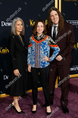 Editorial photo of Premiere of the movie 'Knives Out' in Los Angeles, USA - 14 Nov 2019