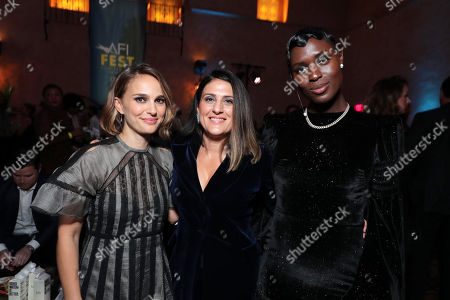 Editorial picture of QUEEN & SLIM World Premiere Gala Screening at AFI FEST 2019, After Party, The Hollywood Roosevelt, Los Angeles, CA, USA - 14 Nov 2019