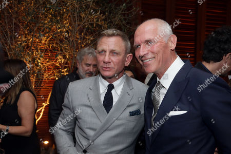 Daniel Craig, Joe Drake, Co-Chair, Lionsgate Motion Picture Group,