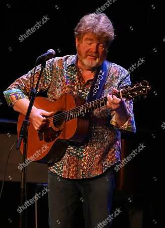 Editorial image of Mac McAnally in concert at The Broward Center, Fort Lauderdale, Florida, USA - 14 Nov 2019