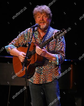 Editorial picture of Mac McAnally in concert at The Broward Center, Fort Lauderdale, Florida, USA - 14 Nov 2019