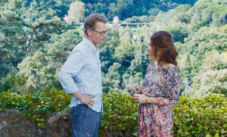Greg Kinnear as Gary Archer and Marisa Tomei as Ilene Bianchi