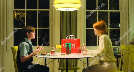 Kit Connor as Joe and Emily Beecham as Alice