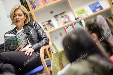 Editorial image of German Minister Julia Kloeckner participates in Reading Aloud Day 2019, Berlin, Germany - 15 Nov 2019