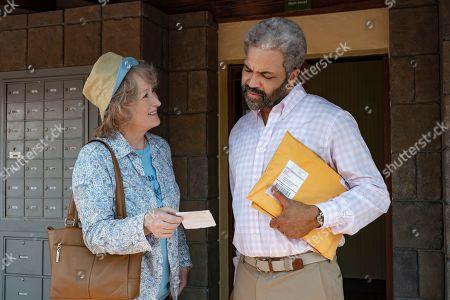 Meryl Streep as Ellen Martin and Jeffrey Wright as Malchus Irvin Boncamper