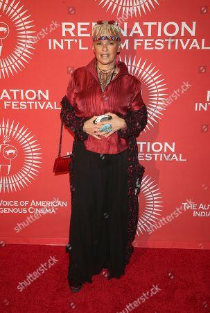 Stock Photo of Shari Belafonte