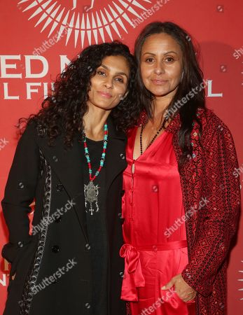 Editorial picture of 'Woman Of The White Buffalo' premiere, Red Nation International Film Festival, Los Angeles, USA - 14 Nov 2019