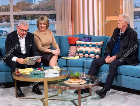 Eamonn Holmes and Ruth Langsford with Chris Tarrant