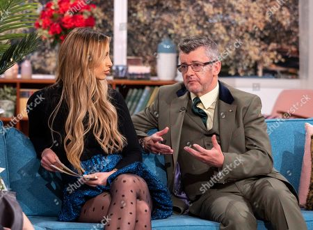 Ferne McCann and Joe Pasquale