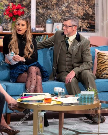 Editorial photo of 'This Morning' TV show, London, UK - 15 Nov 2019