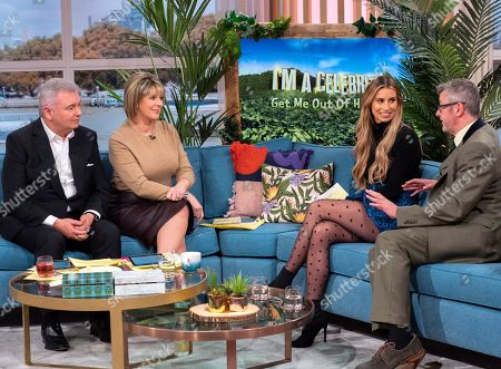 Editorial image of 'This Morning' TV show, London, UK - 15 Nov 2019