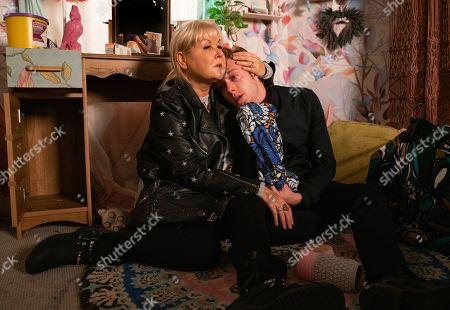 Editorial photo of 'Coronation Street' Tv Show UK - 2019