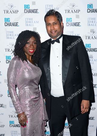 Heather Small and Annesley Abercorn