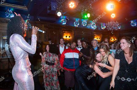 Editorial picture of Dream Ball, Tramp Nightclub, London, UK - 14 Nov 2019