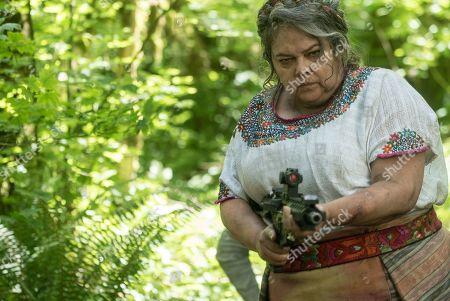 Stock Picture of Lidia Porto as Amara De Escalones