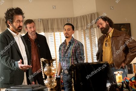 Editorial picture of 'Get Shorty' TV Show Season 3 - 2019