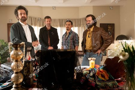 Ray Romano as Rick Moreweather, Chris O'Dowd as Miles Daly, Goya Robles as Yago and Sean Bridgers as Louis Darnell