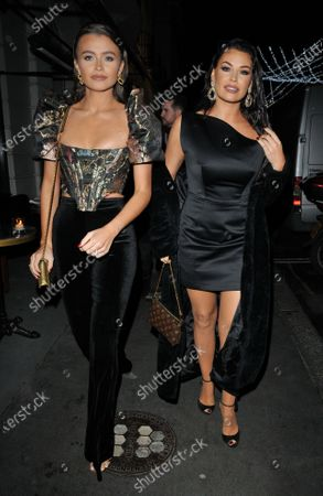 Natalya Wright and Jessica Wright