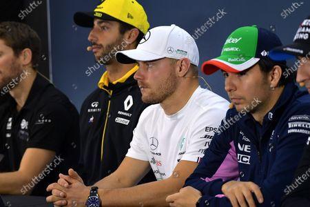 Editorial picture of Brazilian Grand Prix, Preparation, Interlagos Race track, Sao Paulo, Brazil - 14 Nov 2019