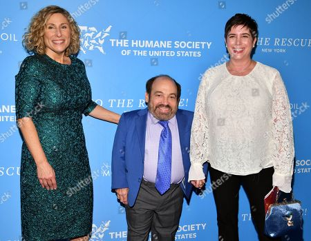 Editorial image of Humane Society of the United States 'To the Rescue!' Gala, Arrivals, Cipriani 42nd Street, New York, USA - 15 Nov 2019