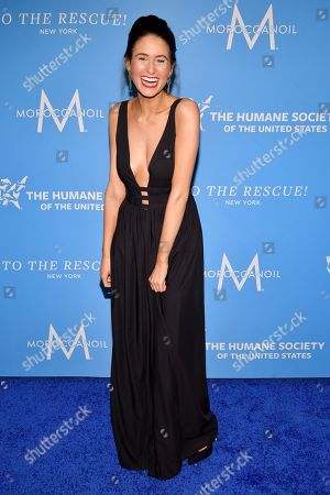 Editorial photo of Humane Society of the United States 'To the Rescue!' Gala, Arrivals, Cipriani 42nd Street, New York, USA - 15 Nov 2019