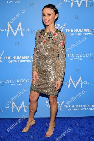 Stock Picture of Georgina Bloomberg