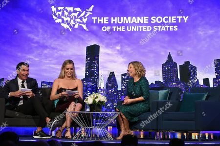 Editorial picture of Humane Society of the United States 'To the Rescue!' gala, Inside, Cipriani 42nd Street, New York, USA - 15 Nov 2019