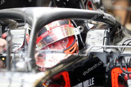 Editorial image of Formula 1 World Championship 2019, Interlagos, Brasilien - 15 Nov 2019