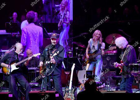 Editorial image of James Burton & Friends One Night Only in concert, Schermerhorn Symphony Hall, Nashville, USA - 12 Nov 2019