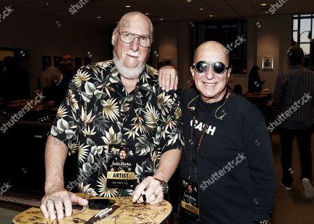Steve Cropper, Paul Schaffer