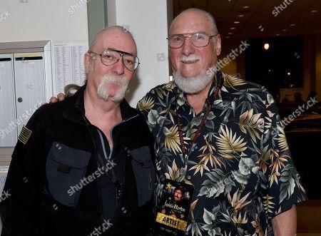Jeff Baxter, Steve Cropper