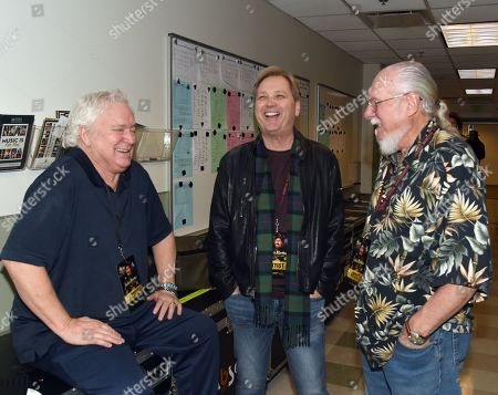 T. Graham Brown, Steve Wariner, Steve Cropper