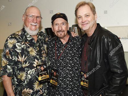 Stock Photo of Steve Cropper, James Burton, Steve Wariner