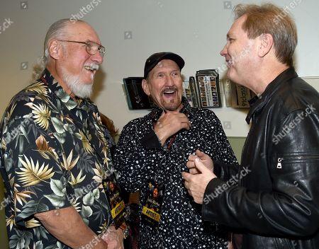 Steve Cropper, James Burton, Steve Wariner