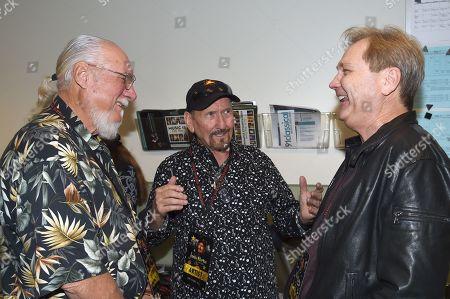 Stock Image of Steve Cropper, James Burton, Steve Wariner