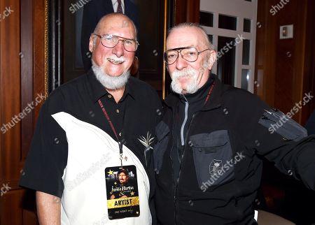 Steve Cropper, Jeff Baxter