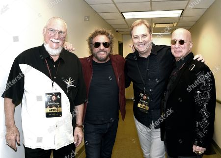 Editorial photo of James Burton & Friends One Night Only in concert, Schermerhorn Symphony Hall, Nashville, USA - 12 Nov 2019