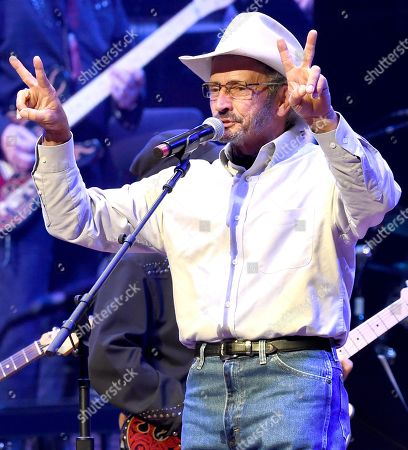 Stock Picture of Merle Haggard Jr.