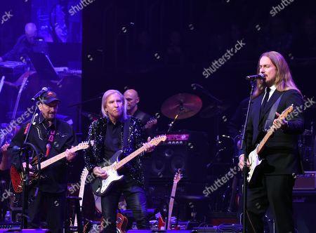 James Burton, Joe Walsh, Roy Orbison Jr.