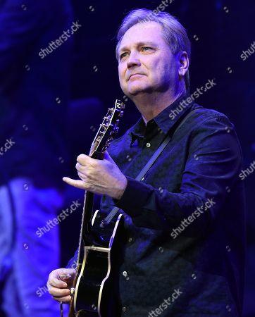 Editorial picture of James Burton & Friends One Night Only in concert, Schermerhorn Symphony Hall, Nashville, USA - 12 Nov 2019