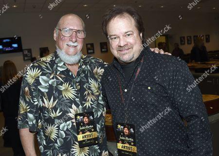 Steve Cropper, Larry Stewart